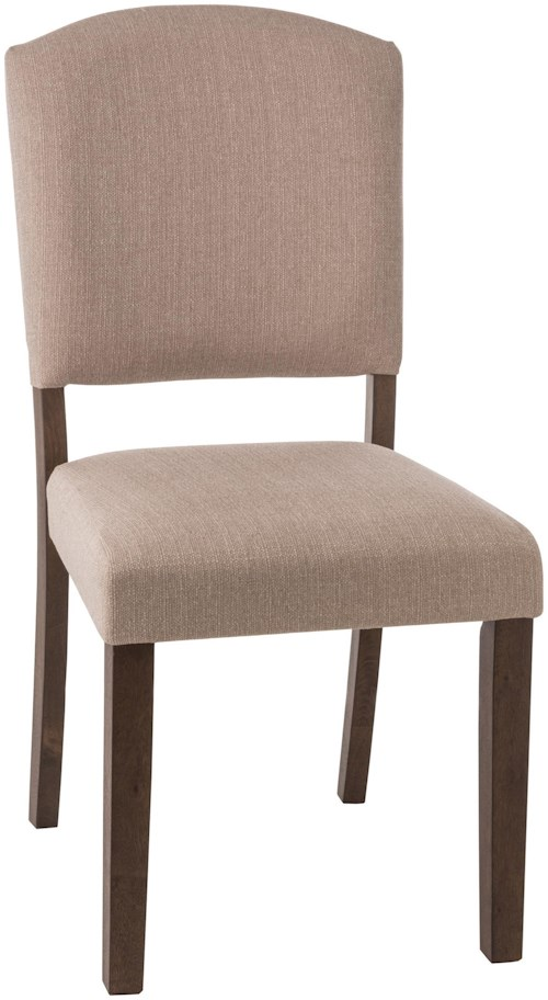 Hillsdale Emerson  Parson Dining Chair with Upholstered Seat
