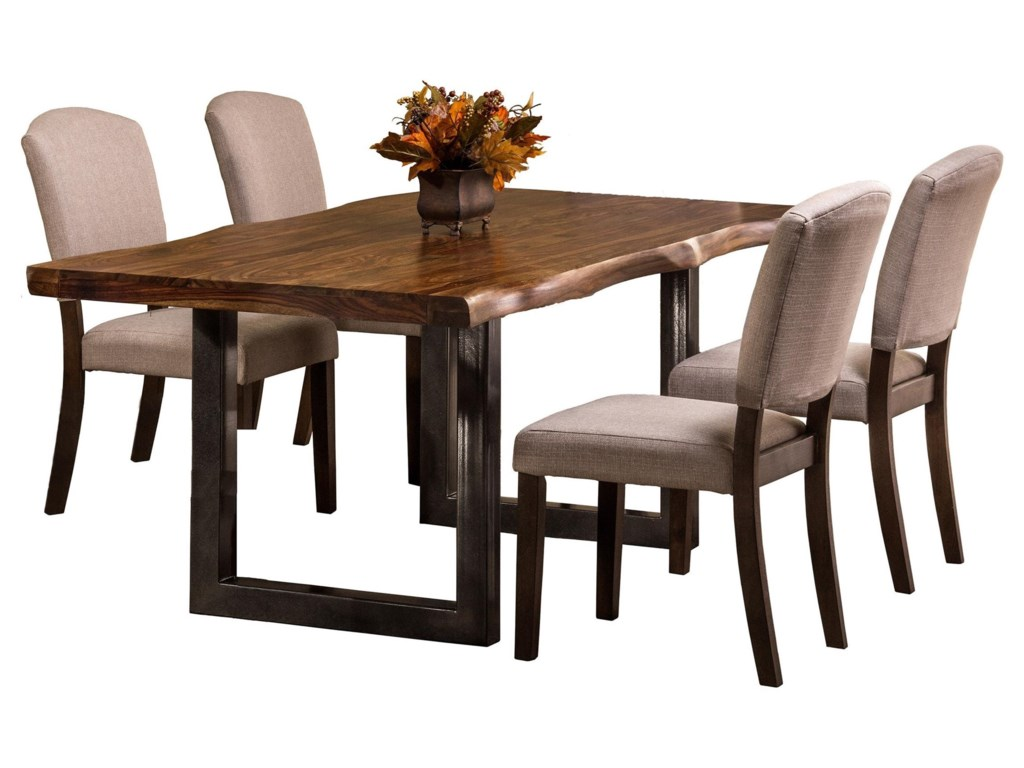 Hillsdale Emerson 5-Piece Rectangle Dining Set
