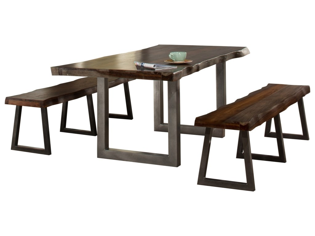 Hillsdale Emerson3-Piece Rectangle Dining Set
