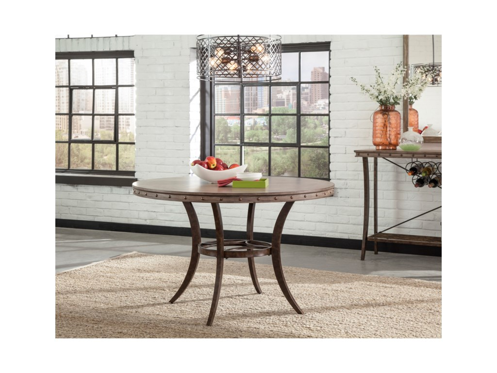 Hillsdale EmmonsRound Dining Table