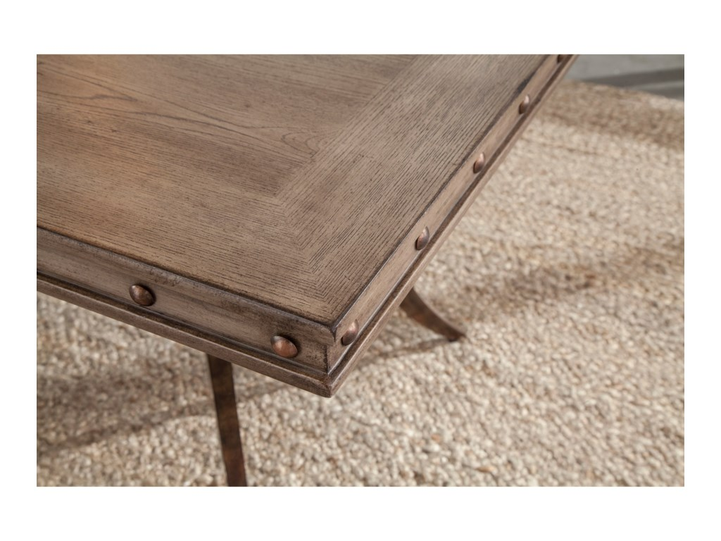 Hillsdale EmmonsRectangle Dining Table