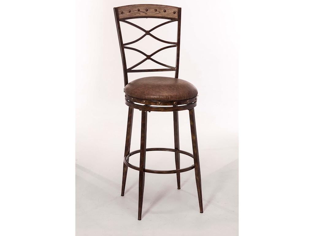 Hillsdale Emmons3-Piece Bar Height Bistro Dining Set