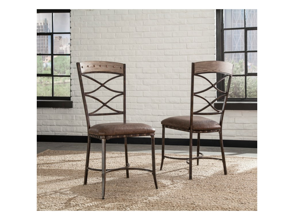 Hillsdale Emmons5-Piece Rectangle Dining Set