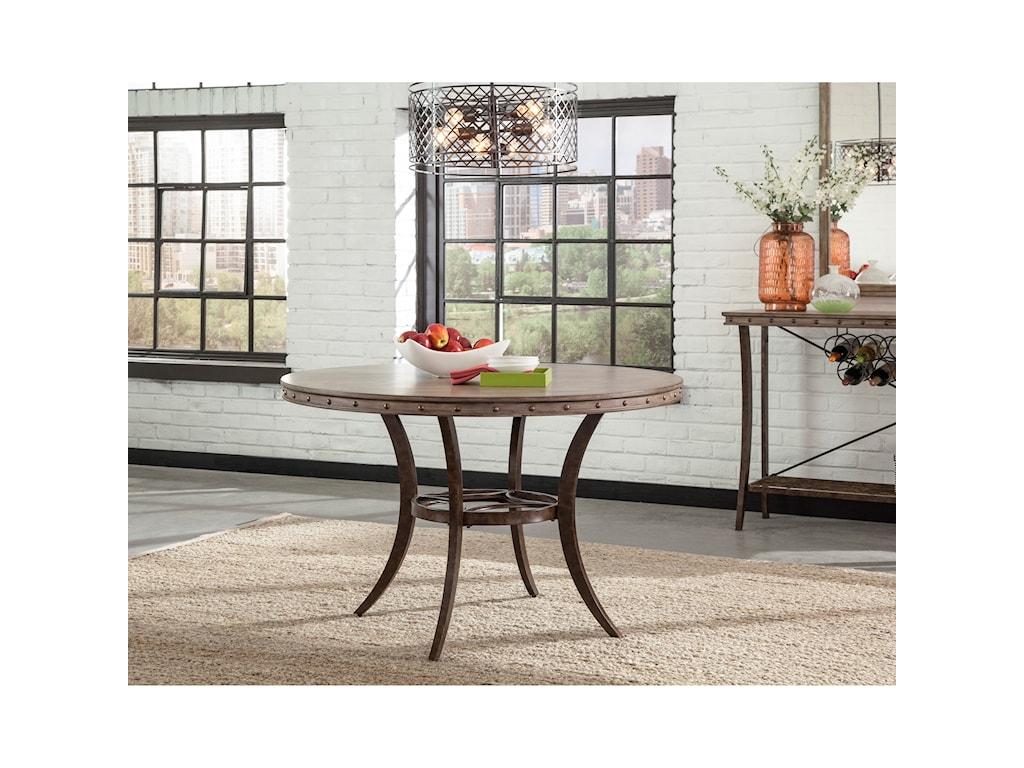 Hillsdale Emmons5-Piece Round Dining Set