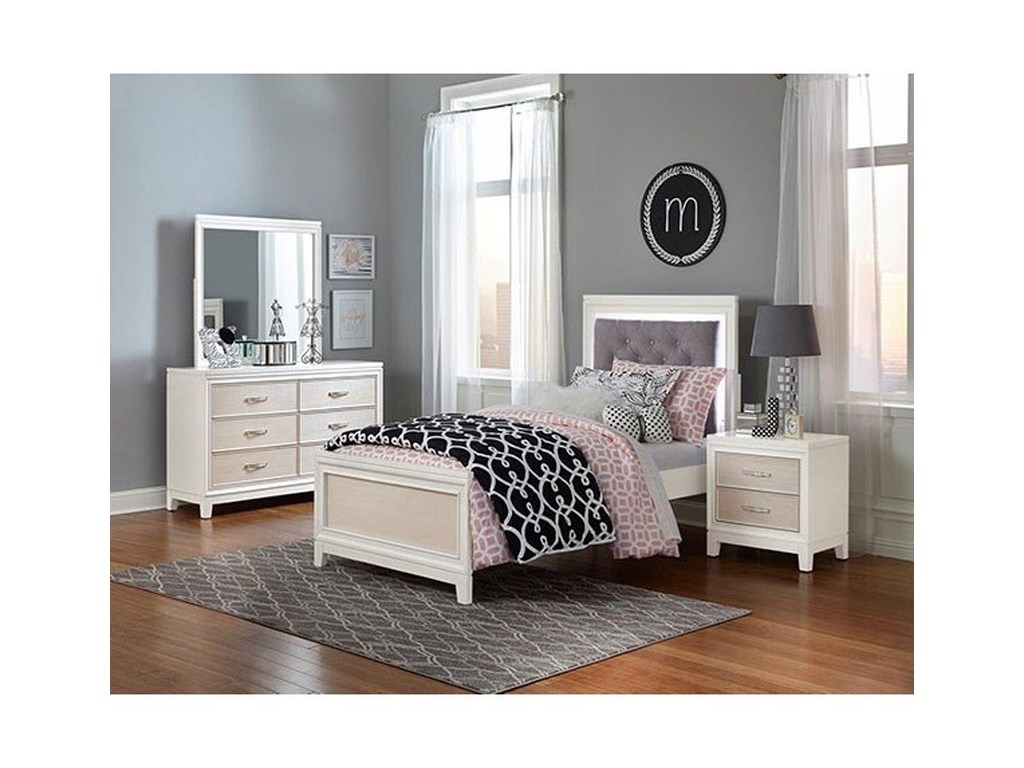 Hillsdale EvelynTwin Youth Bedroom Group