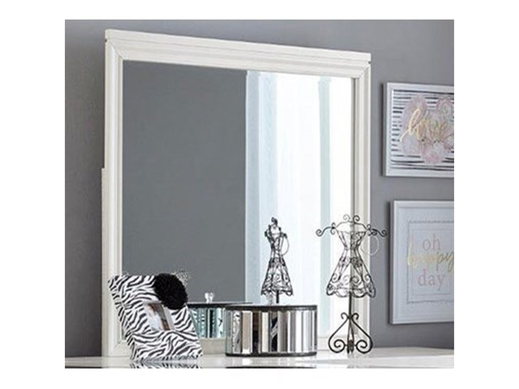 Hillsdale EvelynDresser Mirror