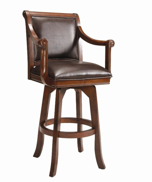 Hillsdale Game Stools Amp Chairs Palm Springs Swivel Bar