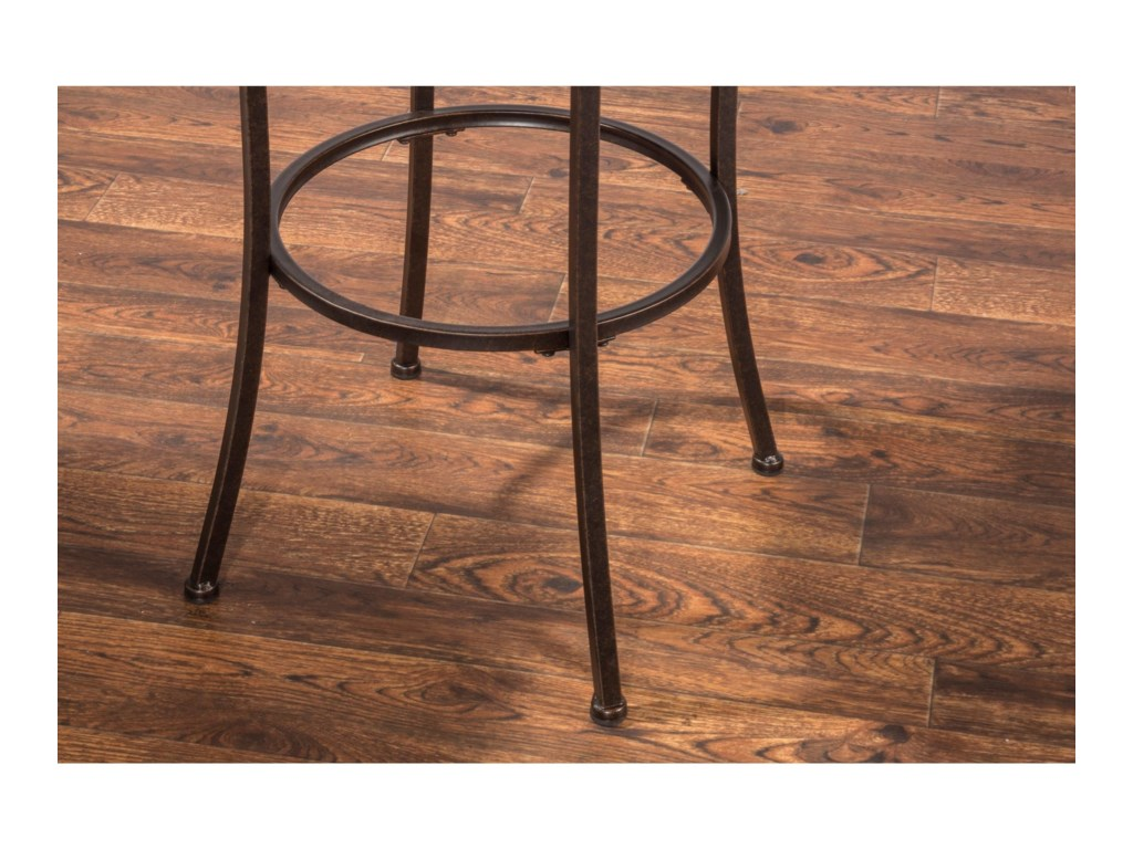 Hillsdale Indoor/Outdoor StoolsSwivel Counter Stool