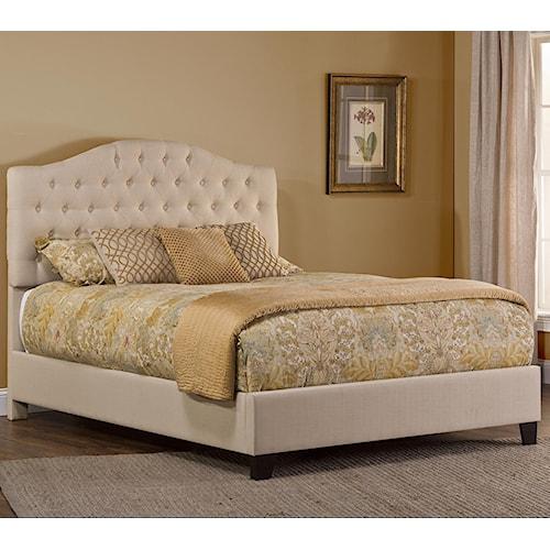 Hillsdale Jamie King Upholstered Bed Set