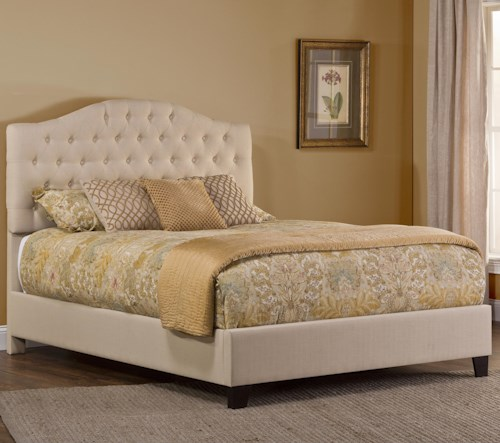 Hillsdale Jamie King Upholstered Bed Set