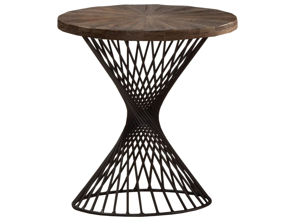 Hillsdale KanisterEnd Table