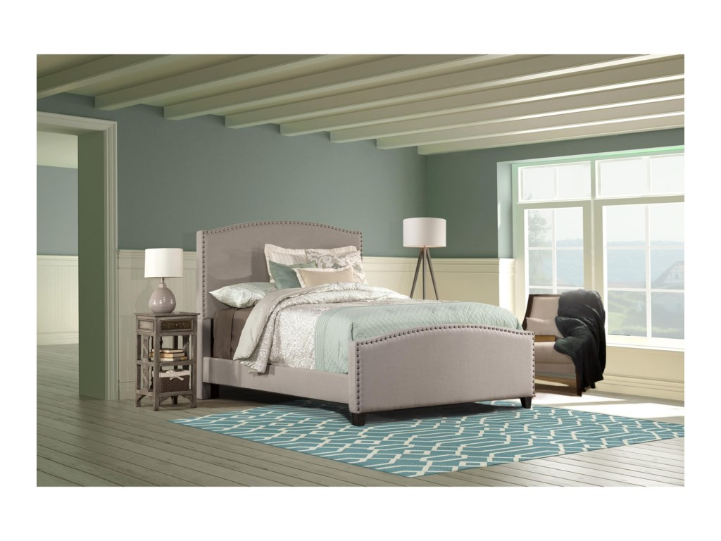 Hillsdale KersteinKing Bed Set with Rails