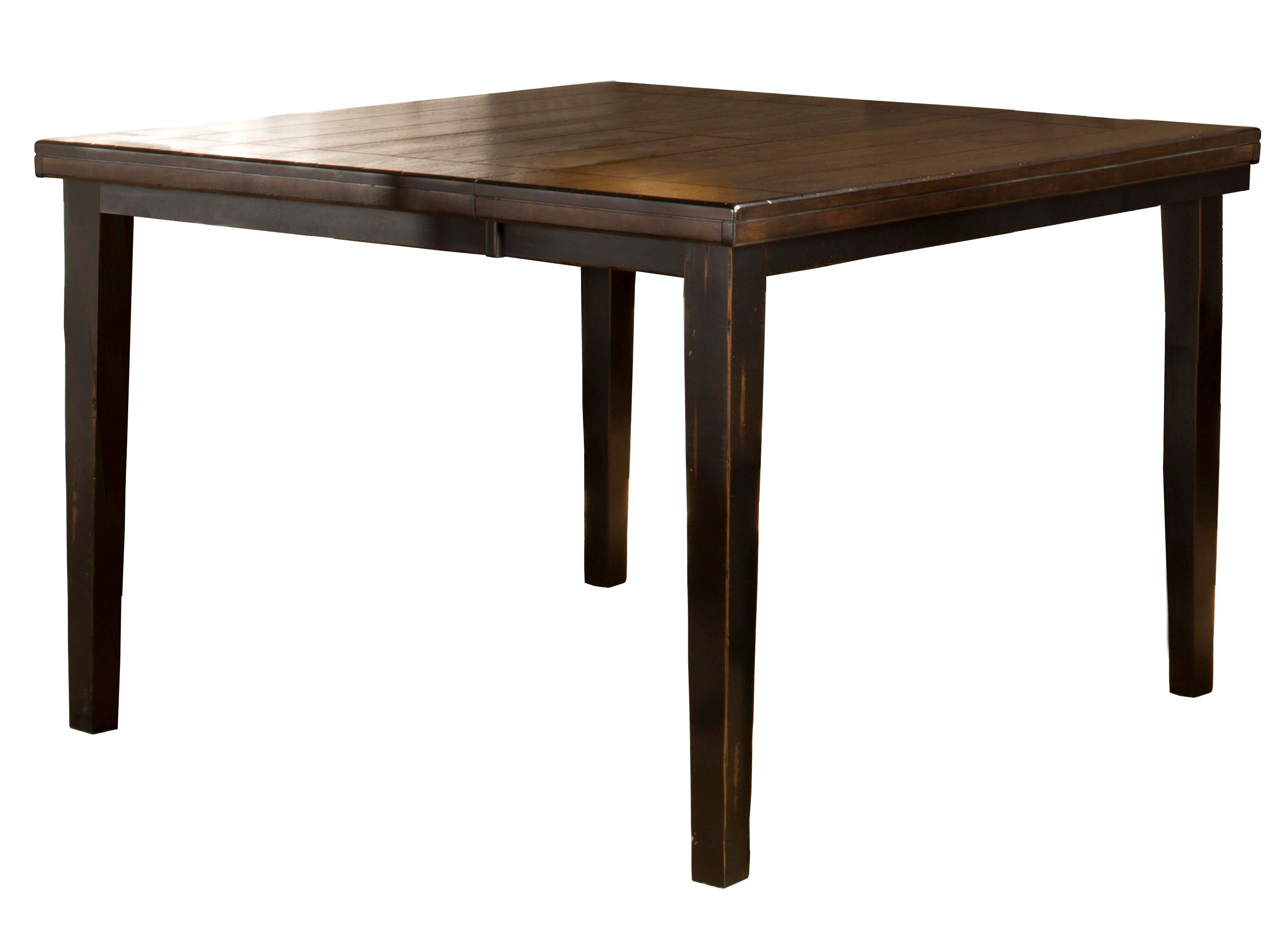 Killarney Counter Height Table With Butterfly Leaf   Morris Home   Pub Table