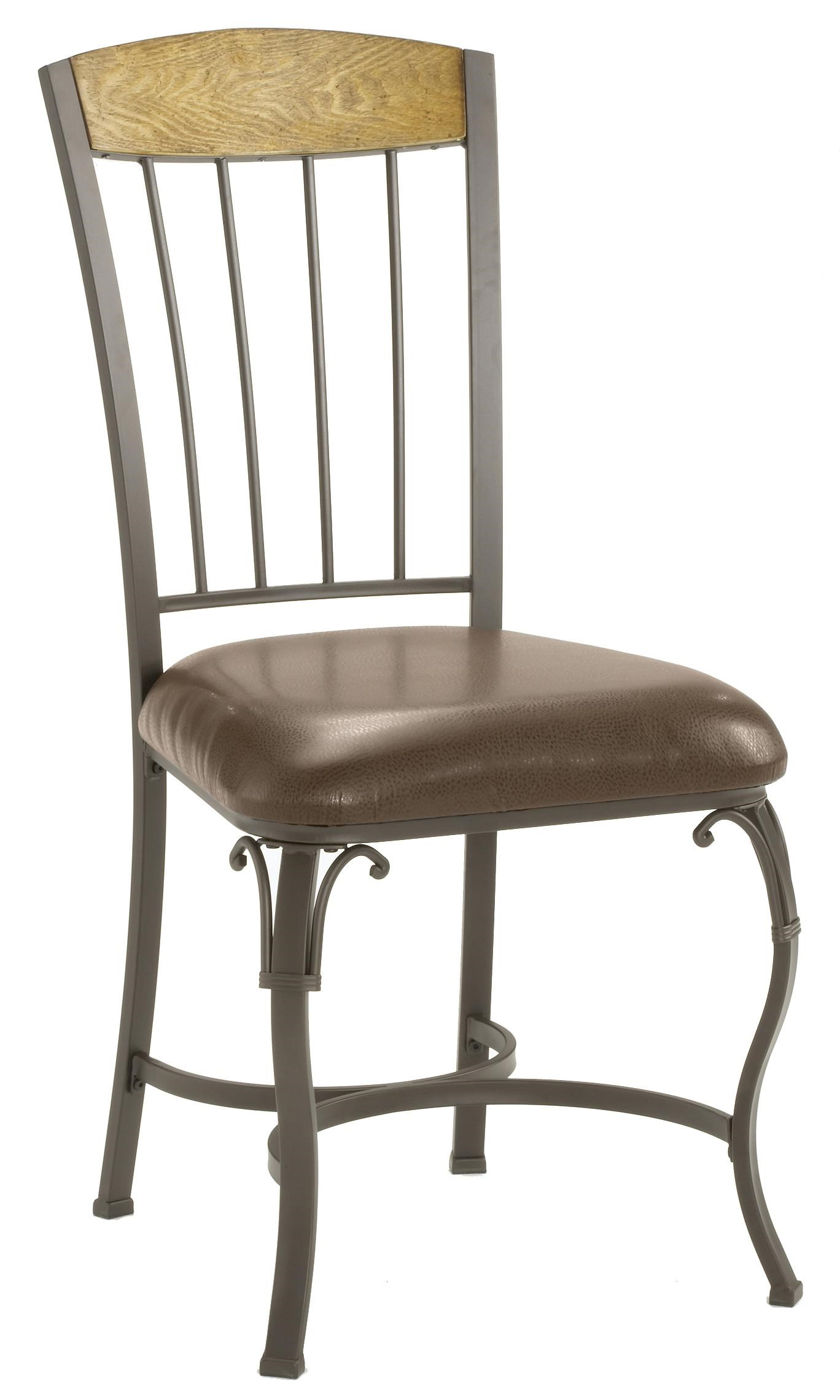 Hillsdale Lakeview Dining Chair with Wood Panel in Top - Godby Home Furnishings - Dining Side ...