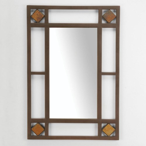 Hillsdale Lakeview Console Wall Mirror