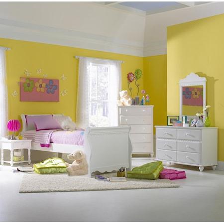5-Piece Twin Bedroom Group