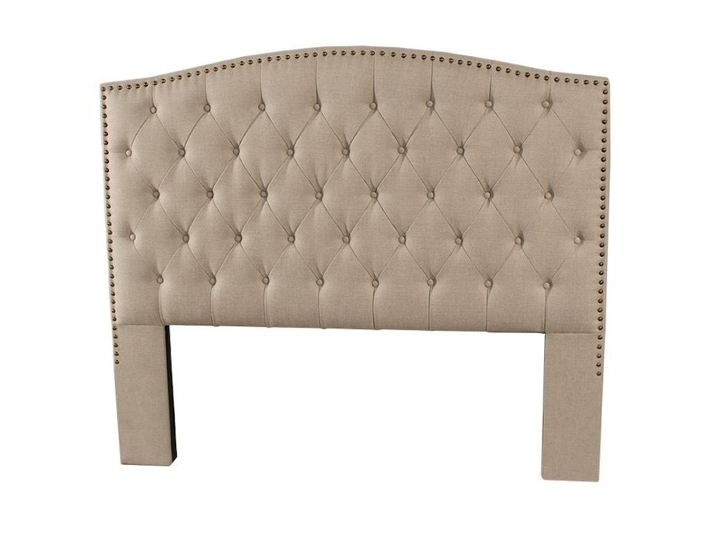 Hillsdale LilaQueen Upholstered Headboard
