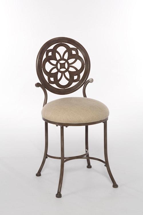 Hillsdale Marsala Vanity Stool Wayside Furniture