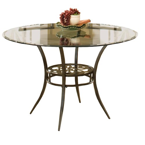 Hillsdale Marsala Dining Table