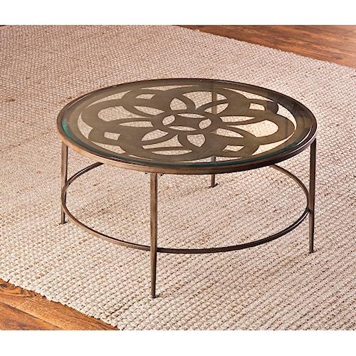 Hillsdale Marsala Coffee Table