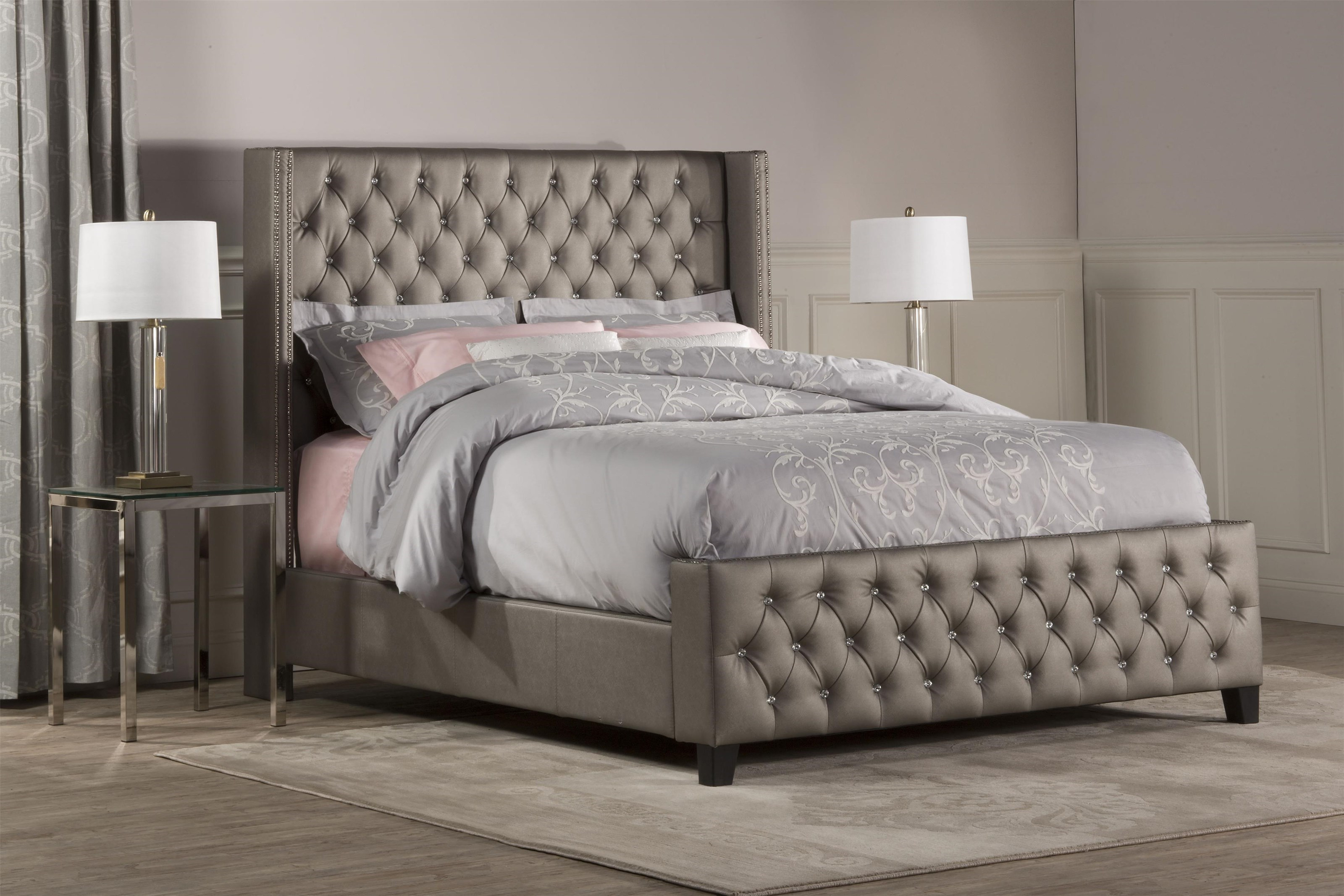 Hillsdale Memphis Bed King Bed