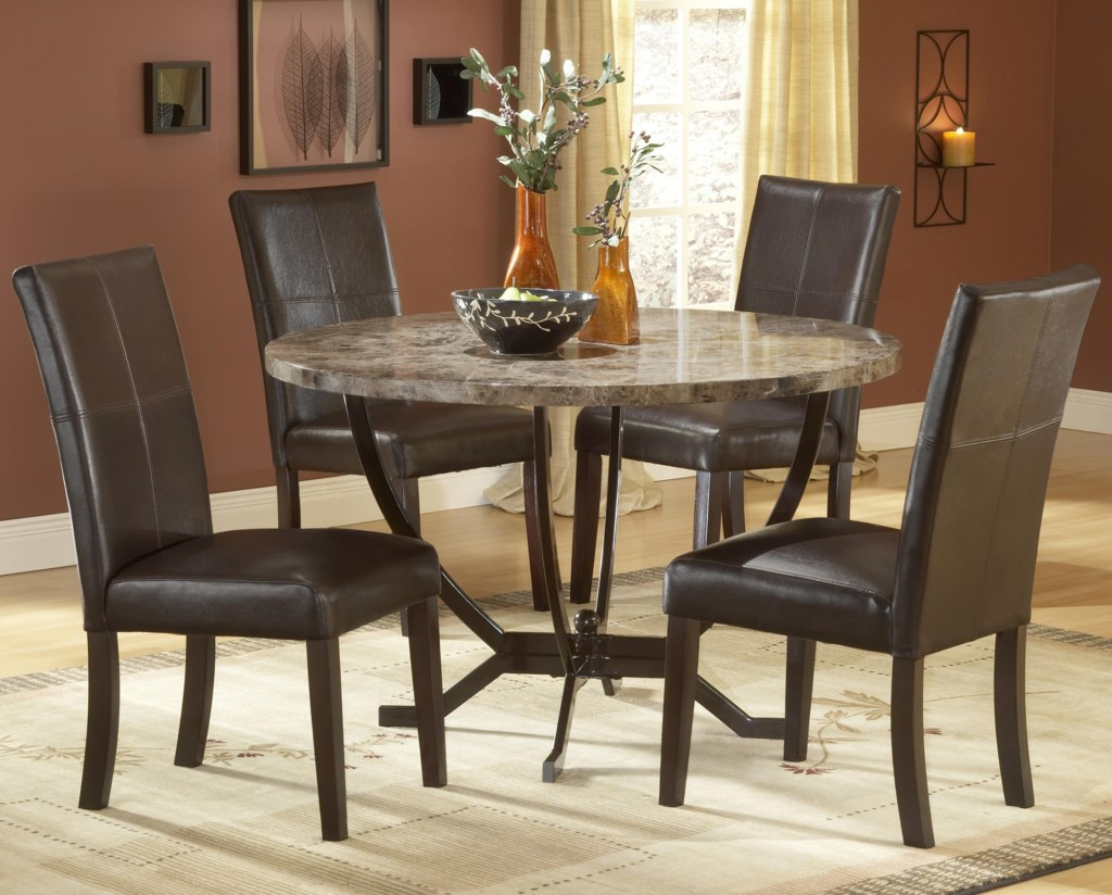 Hillsdale Monaco Five Piece Dining Set Colder S Furniture And