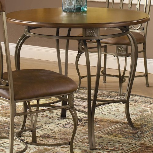Round Dining Table Hilale Montello 36