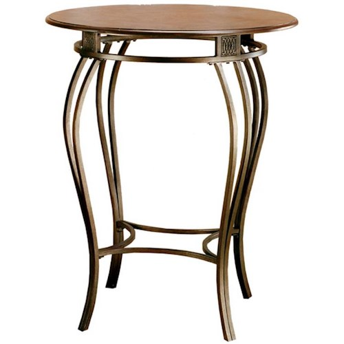 Hillsdale Montello Bar Height Bistro Table