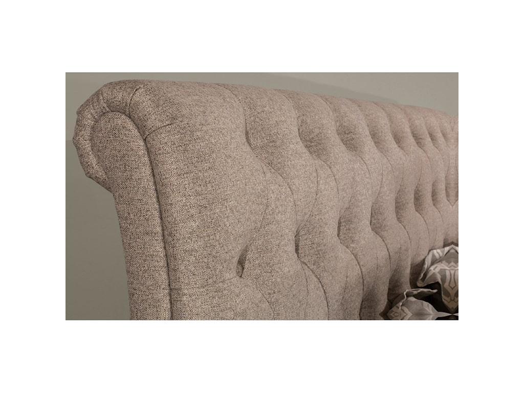 Hillsdale NapletonQueen Upholstered Bed