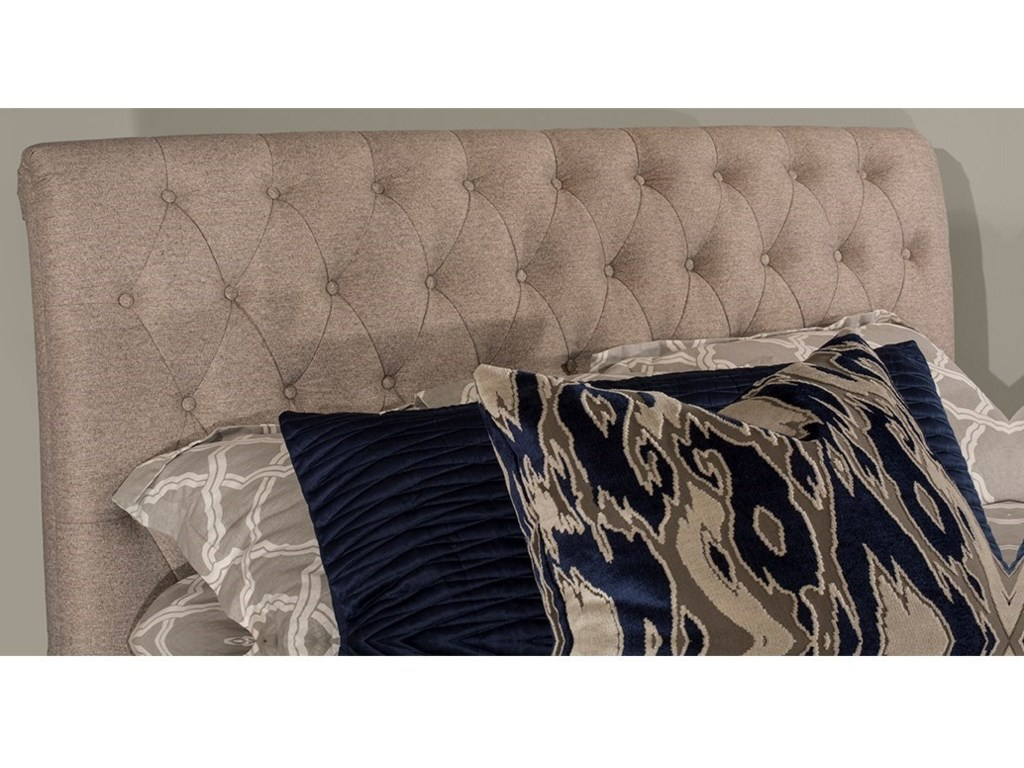 Hillsdale NapletonQueen Upholstered Headboard