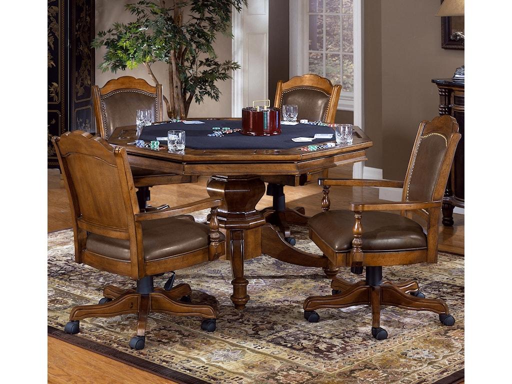 Hillsdale NassauNassau Game Table