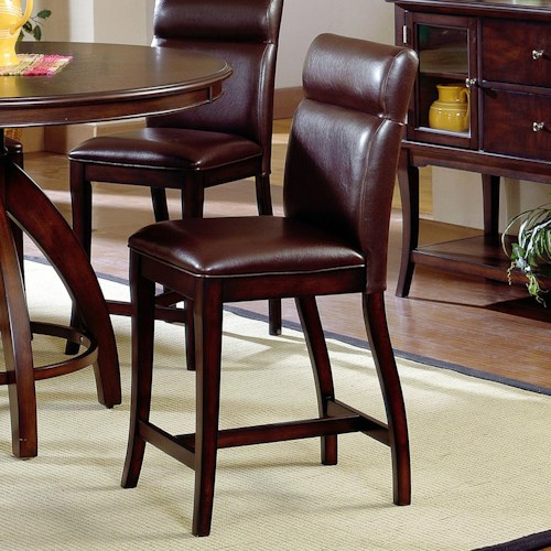 Hillsdale Nottingham Expressive Counter Height Dining Chair