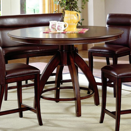 Hillsdale Nottingham Timeless Counter Height Dining Table