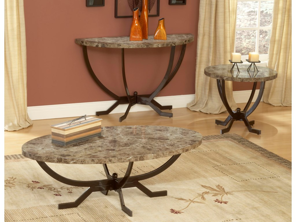 Hillsdale Occasional TablesMonaco Coffee Table