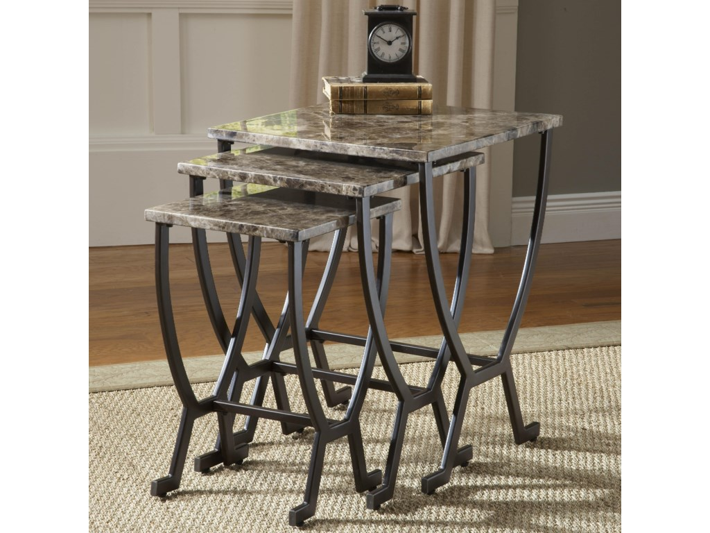 Hillsdale occasional tables monaco nesting tables sadlers home hillsdale occasional tables monaco nesting tables watchthetrailerfo