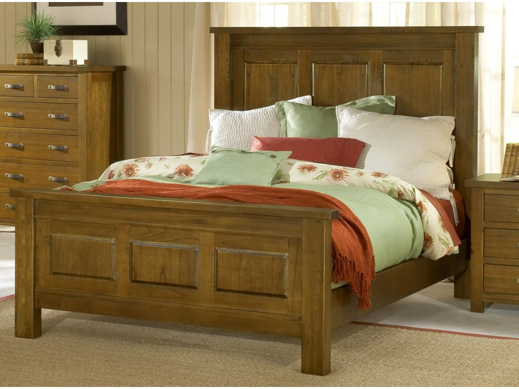 Hillsdale OutbackOutback Queen Panel Bed