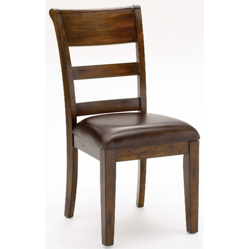 Hillsdale Park Avenue Dining Side Chairs w/ Upholstered Seats
