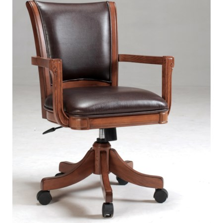 Caster Game Chair
