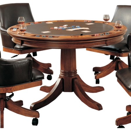Flip Top Game Table