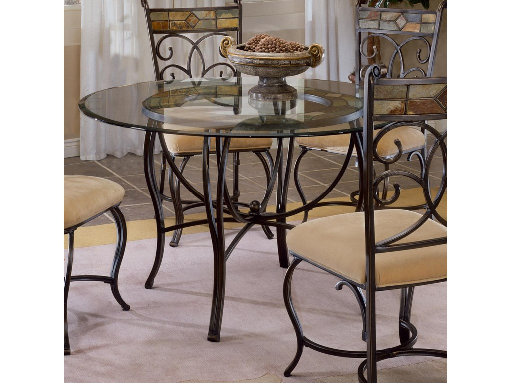 Pompei 48 Round Dining Table By Hilale
