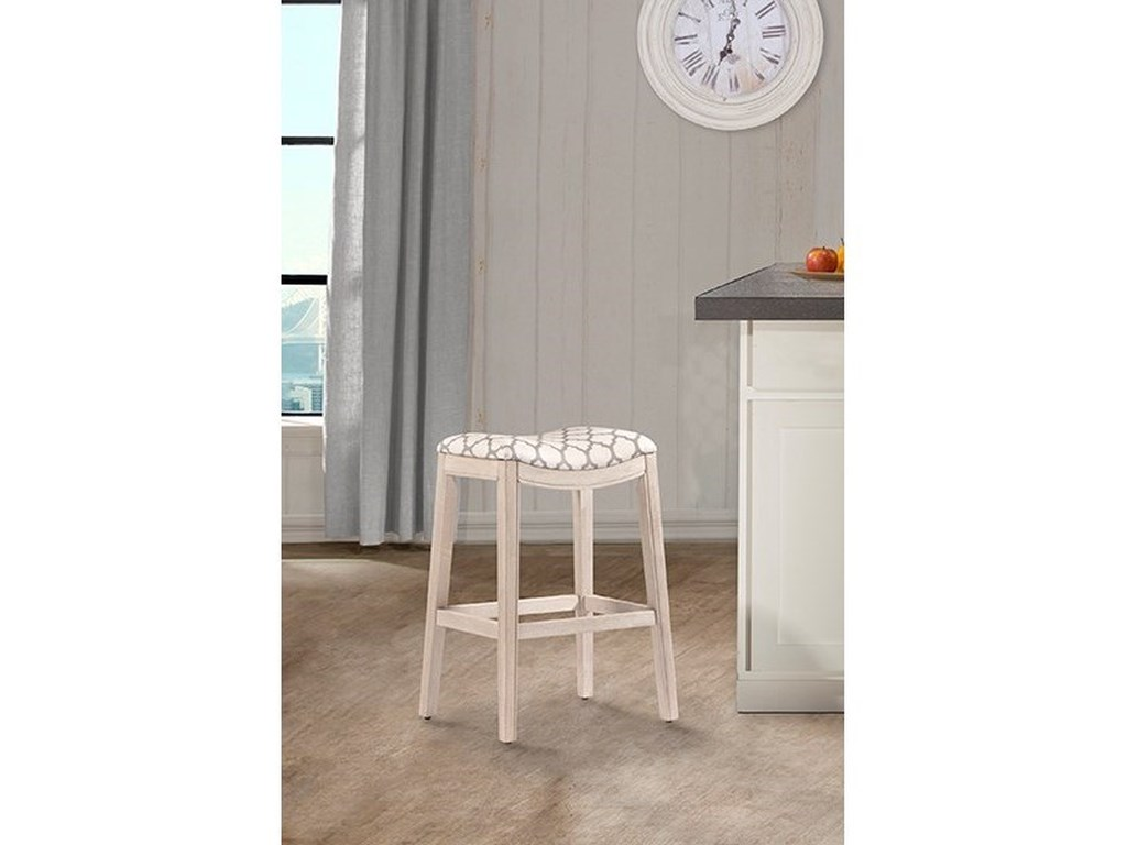 Hillsdale SorellaSaddle Counter Stool