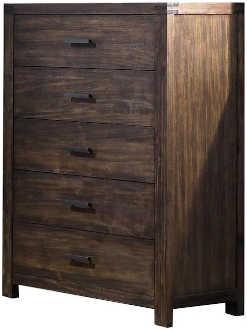 Hillsdale St. Croix Youth Five Drawer Chest