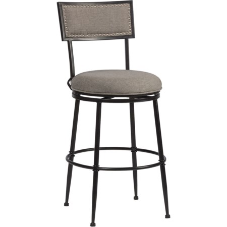 Commercial Grade Swivel Counter Stool