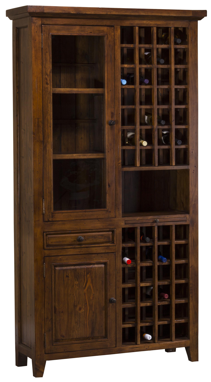 Hillsdale Tuscan RetreatTall Wine Storage
