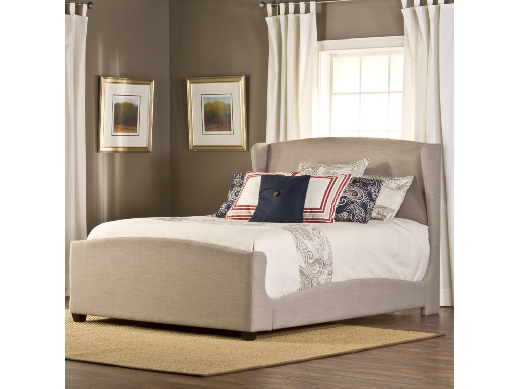 Hillsdale Upholstered BedsQueen Barrington Bed