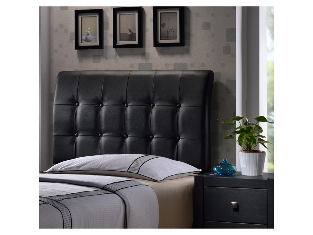 Hillsdale Upholstered BedsLusso Full Headboard