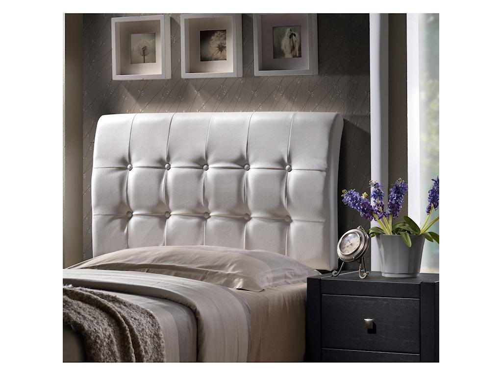 Hillsdale Upholstered BedsLusso Queen Headboard