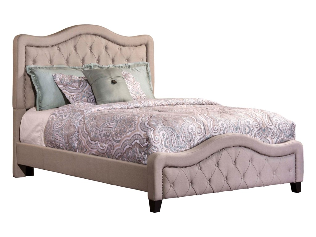 Hillsdale Upholstered BedsTrieste Bed Set