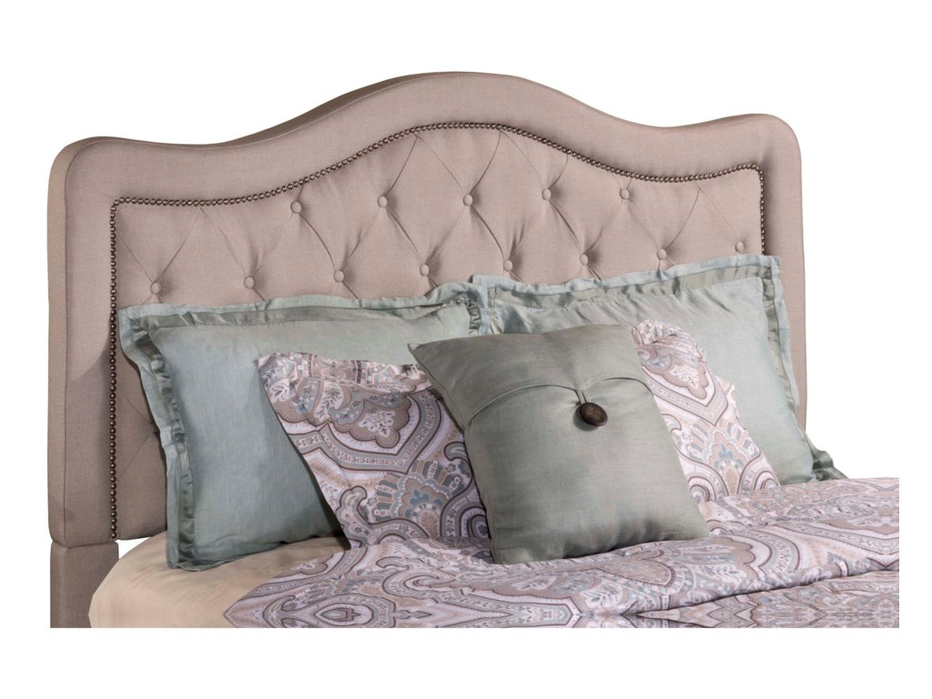 Hillsdale Upholstered BedsQueen Trieste Headboard
