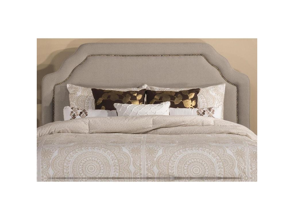 Hillsdale Upholstered BedsQueen Fabric Headboard